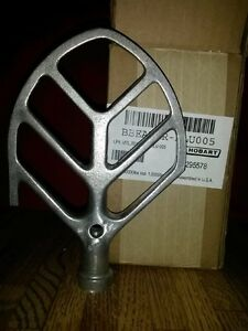 Hobart 5 Quart Beater Paddle Hobart N50 Mixer Attachment Hobart 5 Qt Paddle