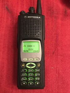 Motorola Xts5000 700 800 Mhz Model Iii Police Fire Ems Trunking Radio Walkie