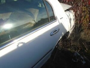 L Quarter Panel Fits 98 02 Lincoln Town Car 80257