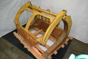 Caterpillar 966g Log Forks Weldco Beales Log Fork Grapple 966 Log Fork Clamp