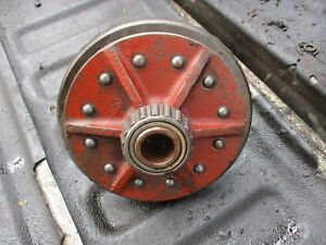 1952 Ac Allis Chalmers Ca Differential Ring Gear Assembly Free Shipping