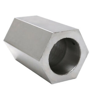 5 c Hexagon Collet Block Hard Steel Collet Block Lathe Tool Holder