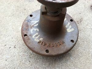 Massey Harris 33 Tractor Water Pump