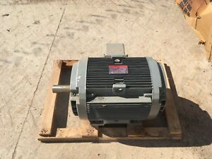 General Electric 25 Hp 3 Phase Electric Motor