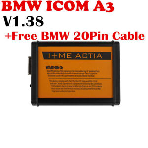 V1 38 Icom A3 Diagnostic Tool Get Free Bmw 20pin Cable Fit For Bmw mini Cooper