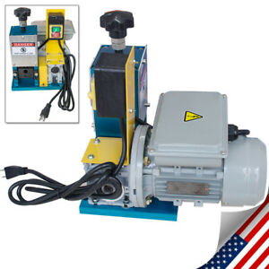 Power Electric Wire Stripping Machine Wire Cable Stripper Metal Recycle Tool Usa