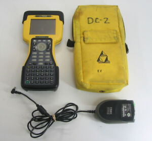 Trimble Tds Ranger Data Collector Outdoor Rugged Handheld Computer Construction