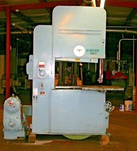 Tannewitz Metal Working Friction Bandsaw Rvtne