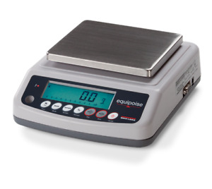 Rice Lake Eq 1500 Compact Laboratory Balance 1 500 G X 0 05 G