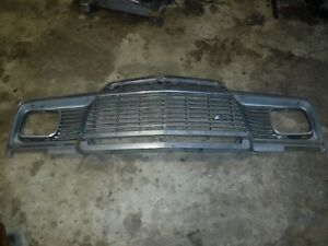 Jeep Amc Grand Wagoneer Cherokee Pig Nose Front Grille Ok Shape See Ad