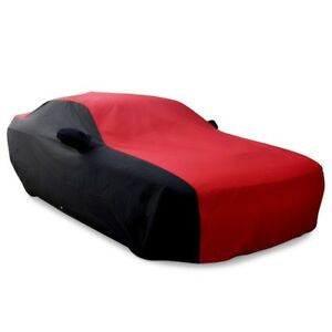 Dodge Challenger Car Cover Red Black Ultraguard Plus Indoor Outdoor 2008 2019