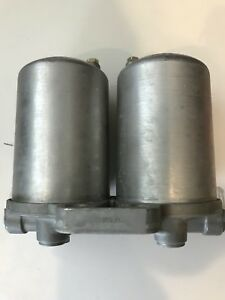 Mahindra Tractor Part 001082293r96 Filter Twin Fuel Cpte Mico