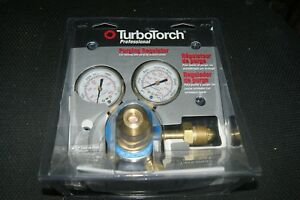 Victor Professional Turbo Torch Regulators Kit New