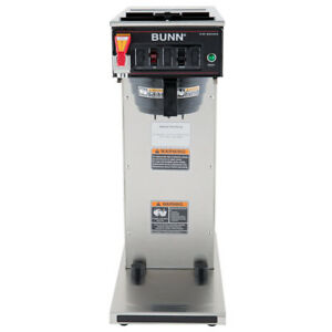 Bunn Cwtf Aps Airpot Commercial Coffee Brewer Shipping Available In Us