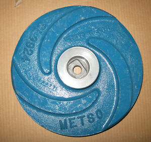 Metso Sl9924 569377 3am Slurry Pump Impeller
