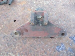 1963 Case 530 Tractor Front End Piviot Bracket Free Shipping