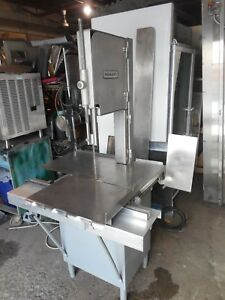 Hobart Meat Saw Model 5614 220v Powerful Clean Great Condition