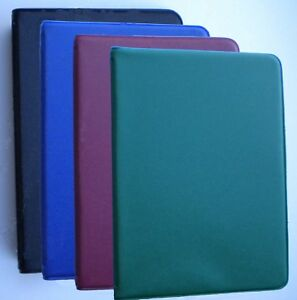 Mead Little 6 ring Memo Binders For 3 X 5 inch Paper In Colors Pack Of 4