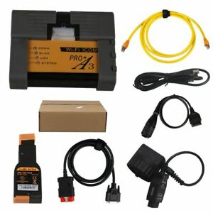 Bmw Icom A3 Diagnostic progarmming Tool Hardware V1 38 Get Free Bmw 20pin Cable