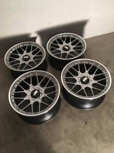 Bbs Rs2 Rsii Rs708 Rs709 Concave 20 20 Inch Perfect Condition