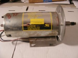 Weslo 1 25 Hp Permanent Magnet Dc Treadmil Motor Part 112641 100 Vdc