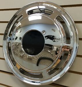 New 1985 1996 Chevrolet Caprice Police Taxi Car 15 Chrome Hubcap Wheelcover