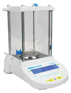 Adam Equipment Nbl254i Analytical Balance W Internal Calibration 210g X 0 1mg