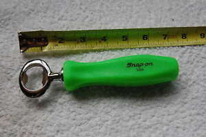New Snap On Tools Green Hard Handle Bottle Opener New