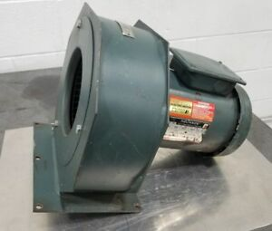 Squirrel Cage Blower Fan Reliance Motor B77c8071n rr 3383sr