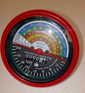 Tachometer For Farmall Ih 400 450 W400 W450 Gas And Lp Replacement 364393r91
