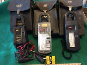 Lot I 3 Meters 2 Aws Snap 8 1 Tif Digital Power Probe With Cases