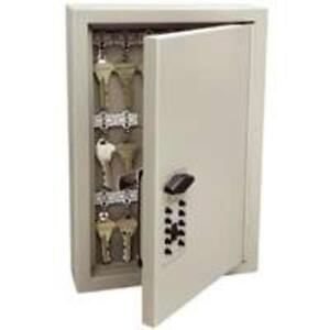 Ge Supra 1795 30 key Pushbutton Key Cabinet