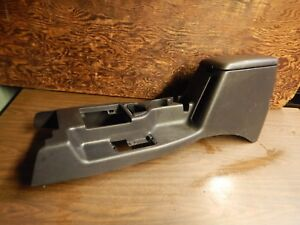 Jeep Cherokee Xj 97 01 Center Console Agate Oem Free Shipping