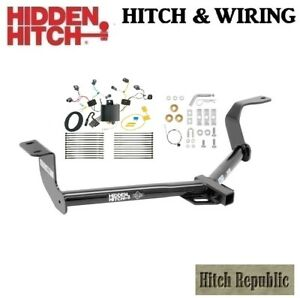 Fits 2015 2018 Honda Fit All Class 1 Trailer Hitch Wiring Kit 60353