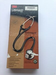 3m Littmann Cardiology Iii Red Edition