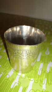 1 Sterling Silver Mint Julep Cup Hallmarks