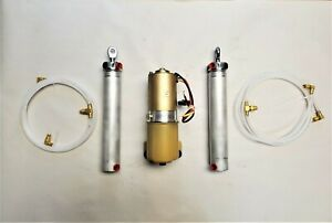 1963 64 Cadillac Buick Olds Chevy Pontiac Convertible Top Pump Hoses Cylinders
