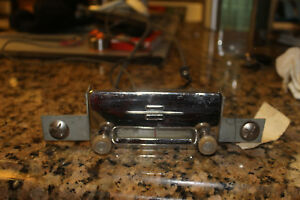 1940 Chevy Car Radio Head Rare Nice