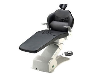 Takara Belmont X calibur V Series Dental Chair B50n Plush Seamless Upholstery