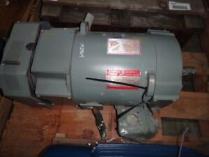 Reliance 15hp 1750 2300 Rpm Electric Motor
