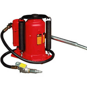 Astro Pneumatic 5302a Ton Air manual Bottle Jack Free Shipping