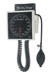 Welch Allyn 767 Tycos Wall Mount Aneroid