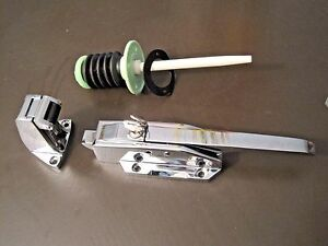 Walk in Cooler Or Freezer Door Handle Latch