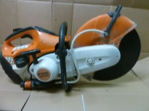 Stihl Ts420 Gas Powered Concrete Cut off 14 With Water System