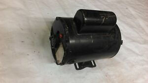 Dayton 1hp Ac Electric Motor 9k322 For Speedaire Air Compressor 3z323