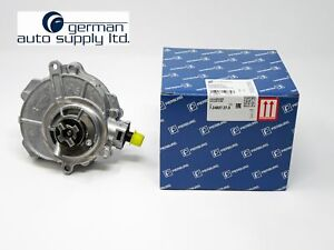 Audi Volkswagen Power Brake Booster Vacuum Pump Pierburg 7 24807 27 0