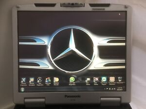 Mercedes Star Xentry Diagnostic Programming 2019 Free Land Rover Volvo Jaguar