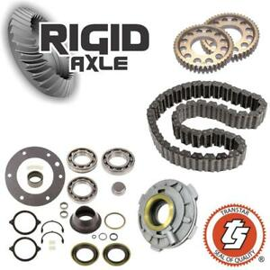 Dodge Np271d Transfer Case Rebuild Kit W Bearings Seals Chain Pump Sprockets