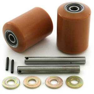 Gps Load Wheel Kit For Electric Pallet Truck Fits Yale Model Mp mpb 040 Ac