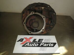 Ford 9 3rd Member Rearend Dropout Axle Carrier Housing Differential Case C7aw e